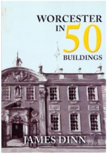 Worcester in 50 Buildings Cover