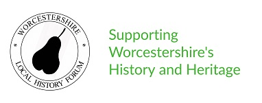 Worcestershire Local History Forum logo, click here to go to home page