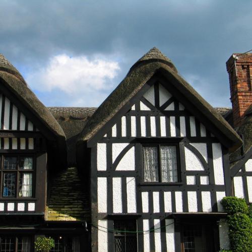 Cropthorne Village