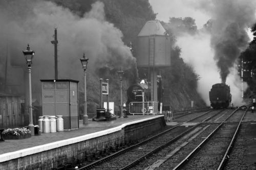 Early Morning Bewdley Station