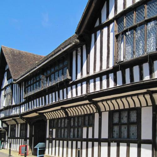 Greyfriars, Worcester
